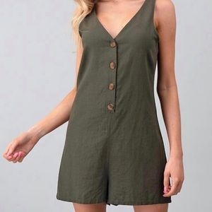 Heart & Hip Romper